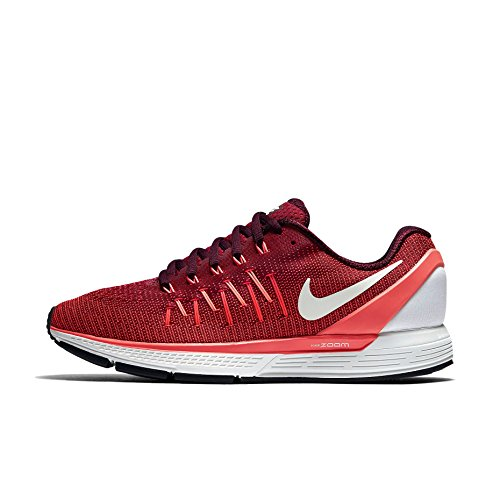 601 844546 Noble bright White de Summit Mujer para Red Nike Rojo Zapatillas Running Crimson Trail wFgqqC