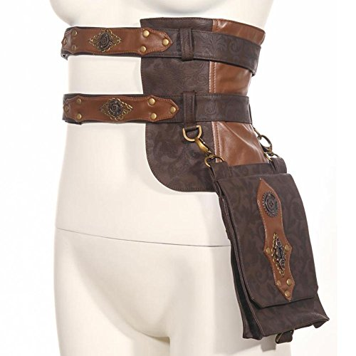 WPYZL Steampunk Knight Porter Belt Kit by Bumbag&KAIMENDAJI (Image #9)