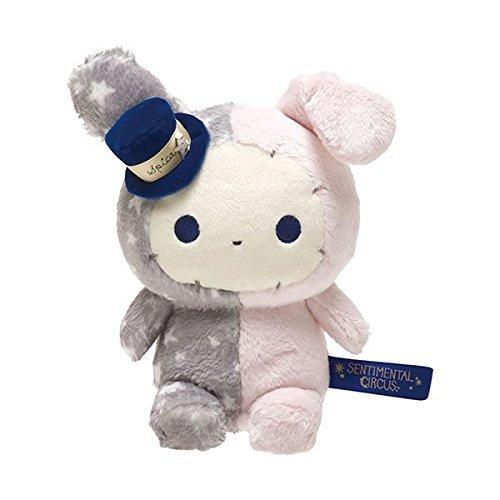 San-X-Sentimental-Circus-Bunny-Spica-6-Stuffed-Plush-Doll-MR08601