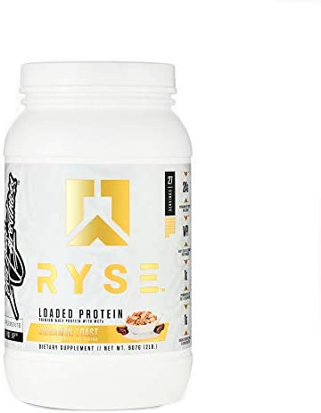 RYSE Up Loaded Protein – Cinnamon Toast