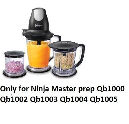 Ninja Master Prep Pro 6 de la cuchilla picadora para ...