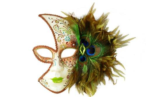 Triba (Green Masquerade Masks)