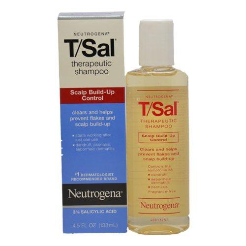Neutrogena T / Sal contrôle aménagé Shampooing, Scalp, 4,5 onces liquides