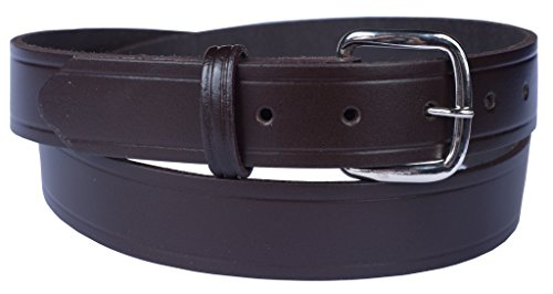 change buckle Grain Leather Uniform