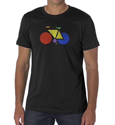 SFC ciclista Casual ropa de hombre Geo bicicleta playera