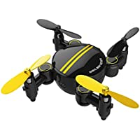 Kanzd Foldable Camera Drone RC Mini Wifi Quadcopter 2.4 4CH 6-Axis Gyro 3D UFO FPV RC