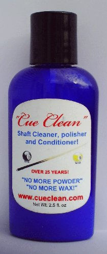 Cue Clean - The Original Pool and Snooker Cue Shaft Cleaner
