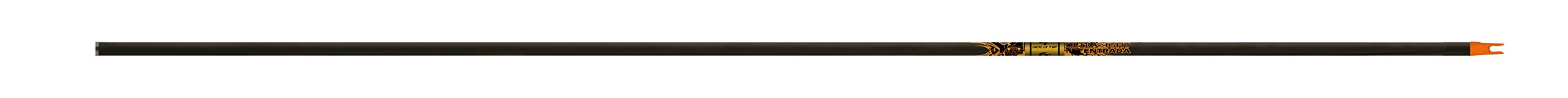 Gold Tip Ultralight Entrada Shafts (Pack of 12), Black, 300