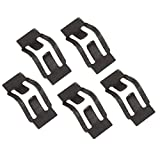 C7NN8A067A Five (5) Radiator Grill Clips For Ford 2000 3000 4000 5000 7000