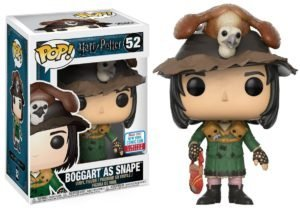 2017 NYCC Exclusive Pop! - Harry Potter: Boggart as Snape with NYCC Sticker