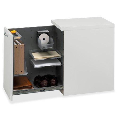 HON Flagship Left Side Access Pedestal File Cabinet - 15