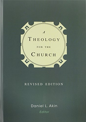 A Theology for the Church (Tapa Dura)