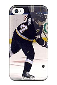 meilinF000Tpu Shockproof/dirt-proof St-louis-blues Hockey Nhl Louis Blues (56) Cover Case For Iphone(5c)meilinF000