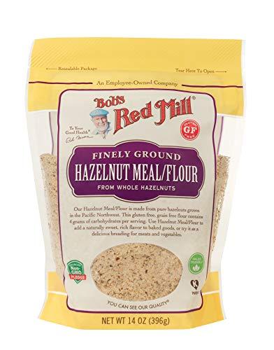 Bob's Red Mill Hazelnut Meal/Flour, 14 Oz (4 Pack) (Multigrain Bread Machine Recipe Using Multigrain Flour)