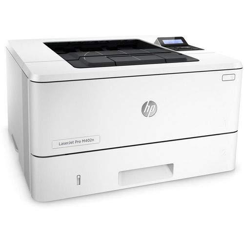HP Laserjet Pro M402n Monochrome Printer, (C5F93A) (Renewed)