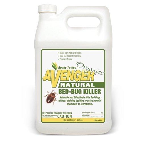 Avenger Natural Bed Bug Killer; Ready-To-Use 1 Gallon Spray (Spray Jug)
