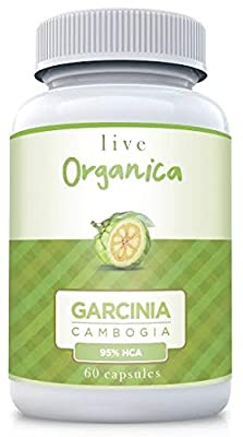 Live Garcinia Cambogia 95% HCA - Weight Loss Supplement