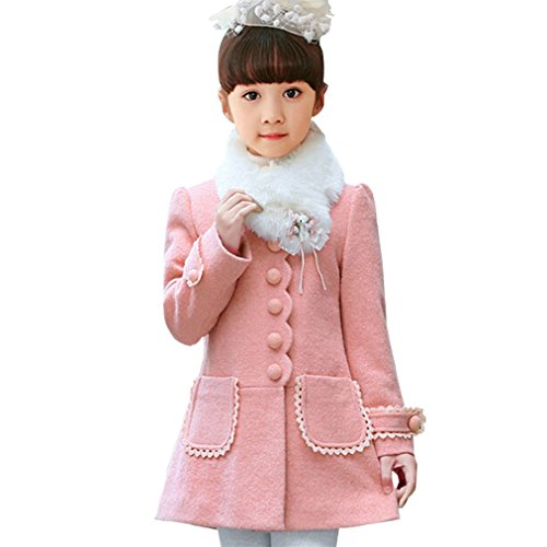 MNLYBABY Little Fashion Bowknot Outerwear product image