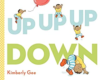 Book Cover: Up, Up, Up, Down!