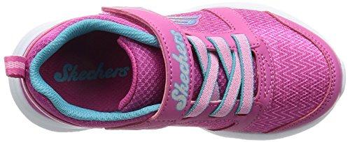 Skechers Mädchen Skech-Stepz Sneakers Rosa (pktq)
