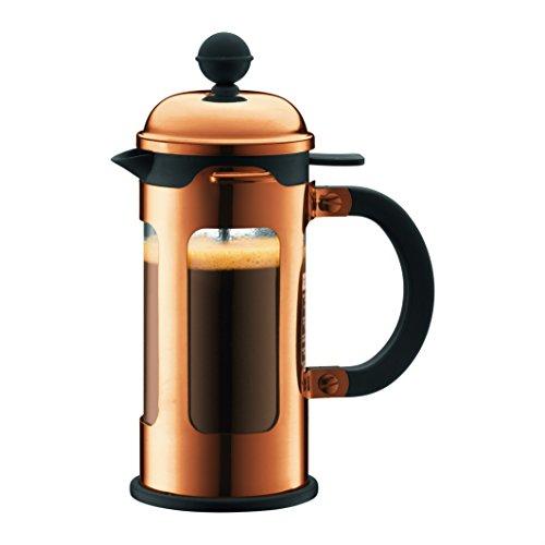 bodum 11170 18 3 cup chambord french press coffee maker 12 oz copper buy online in uae. Black Bedroom Furniture Sets. Home Design Ideas