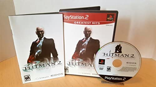 Hitman 2 Silent Assassin Ps2 By Eidos Amazon Com