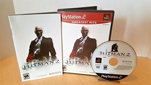 Price comparison product image Hitman 2: Silent Assassin (PS2) by Eidos
