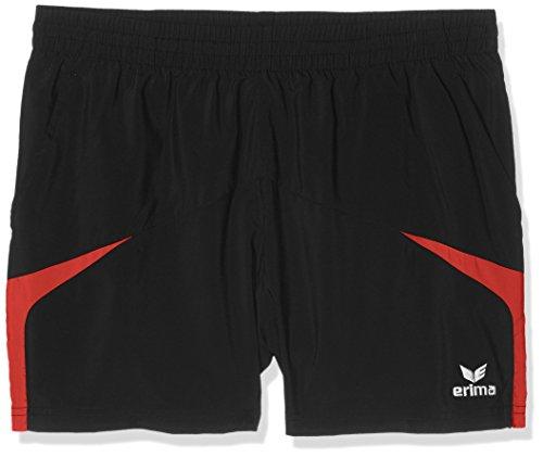 Erima Razor 2.0–Pantalones cortos blanco / rojo