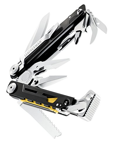 Leatherman Signal Multitool, Stainless Steel