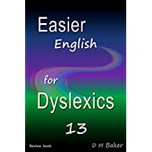 Easier English for Dyslexics 13: Review