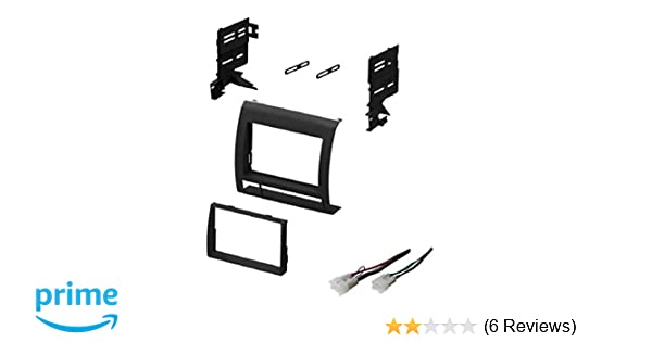 2011 toyota tacoma wiring harness amazon com asc audio car stereo dash install kit and wire harness  asc audio car stereo dash install kit