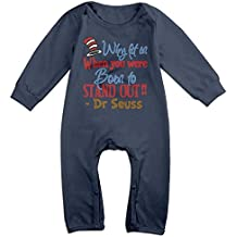 Baby Climbing Clothing Baby Long Sleeve Garment Why Fit In When You Were Born To Stand Out For Baby Boys Girls