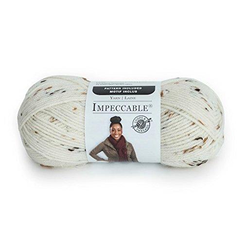 Loops & Threads Impeccable Tweed Yarn 1 Ball 3 oz. - Aran