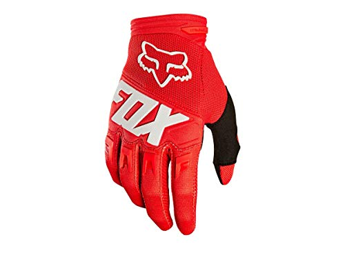 2019 Fox Racing Dirtpaw Race Gloves-Red-XL ()