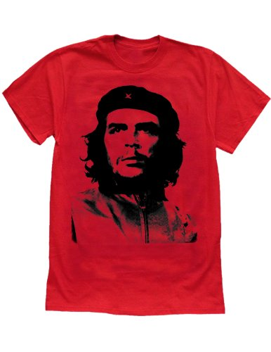 Amazon.com: Che Guevara Revolution T Shirt: Clothing