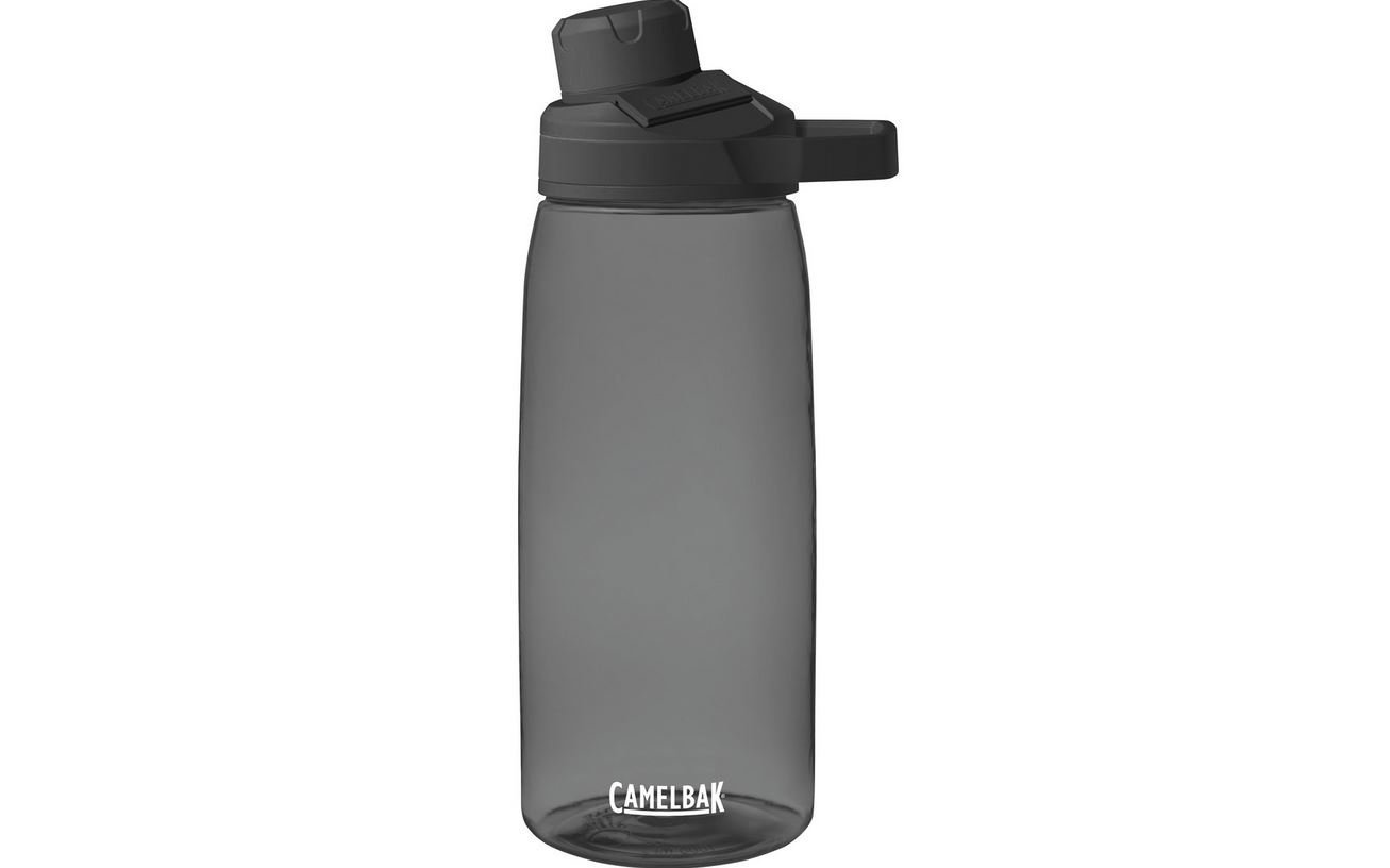 CamelBak Chute Mag Water Bottle, 32oz, Charcoal