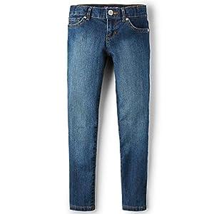 The Children's Place Girls' Basic Super Skinny Jeans
