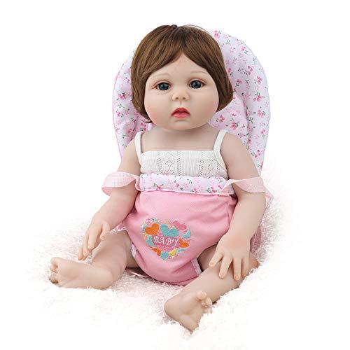 CHAREX Reborn Baby Doll Girl, 16