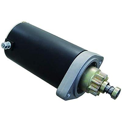 New Starter For Generac Generator Mitsubishi 1.5L Engine, Fiat 1.6L Engine, 020692, 20692, 410-21071, 14009: Automotive