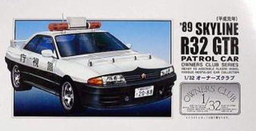 マイクロエース 1/32 オーナーズクラブNo.57 R32GT 高速パトカー