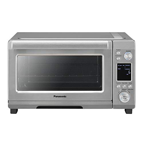 Panasonic NB-W250S Compact 1750 Watt High Speed Convection Toaster Oven (Quick Oven)