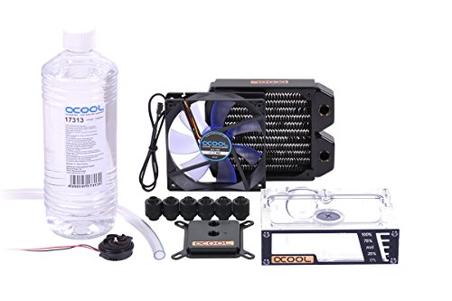 Alphacool NexXxoS Cool Answer 120 LT/ST PC Water Cooling Kit by Alphacool