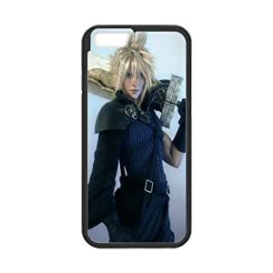 Cloud Strife Final Fantasy Game iPhone 6 Plus 5.5 Inch Cell Phone Case Black 05Go-192338