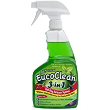 All Natural Eucoclean 3-in-1 Bed Bug Spray Killer and Defense System - Effective Against Fleas, Ticks, Ants and Dust Mites - 750milliliter - A Household Cleaner that Naturally Eliminates Pests