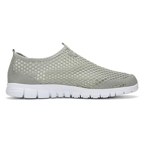 Pictures of LEADERICA Men's Lightweight Aqua Water Shoes Variation 4