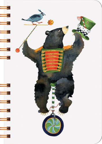 Spiral Notebook Carnivale Studio Oh