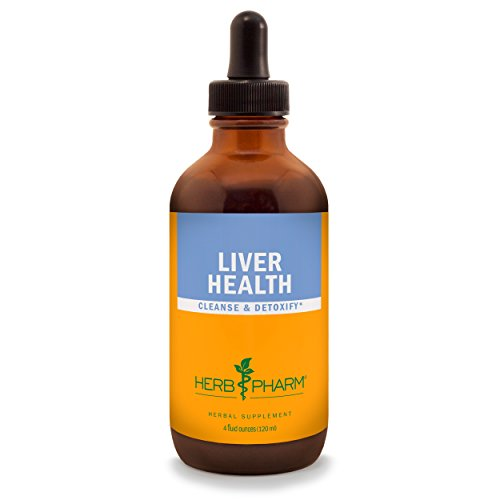 Cheap Herb Pharm Liver Health Herbal Formula for Liver and Gallbladder Support – 4 Ounce