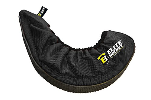 Elite Hockey Pro-Skate Guard (Black, SR/Large) (Soakers Hockey)