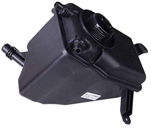 TOPAZ 17137542986 Coolant Reservoir Expansion Tank w/Sensor for BMW E60 E61 E63 E64