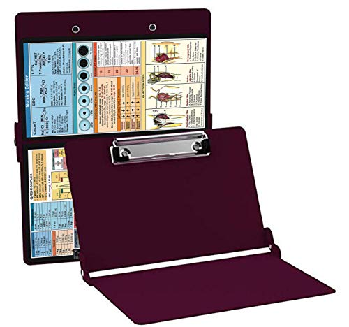 Nursing Clipboard Aluminum Folding Students